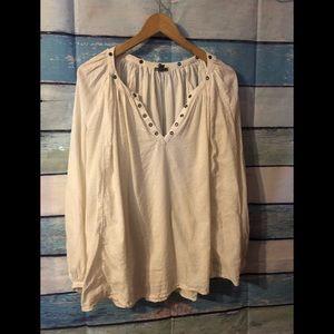 NWOT Aerie size XXL boho tunic.